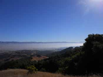 View from the Top of Calero